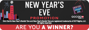 New Year Second Chance Promotion Are You A Winner