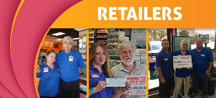 Florida Lottery - Retailers