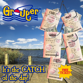 Grouper - It's the catch of the day!